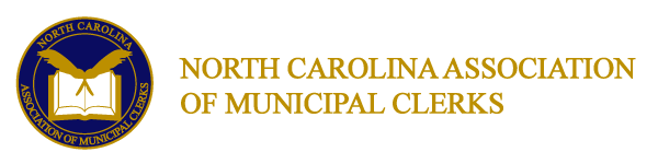 North Carolina Association of Municipal Clerks ,  •